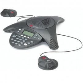 Polycom SoundStation2 avec Kit de 2 Micro externes
