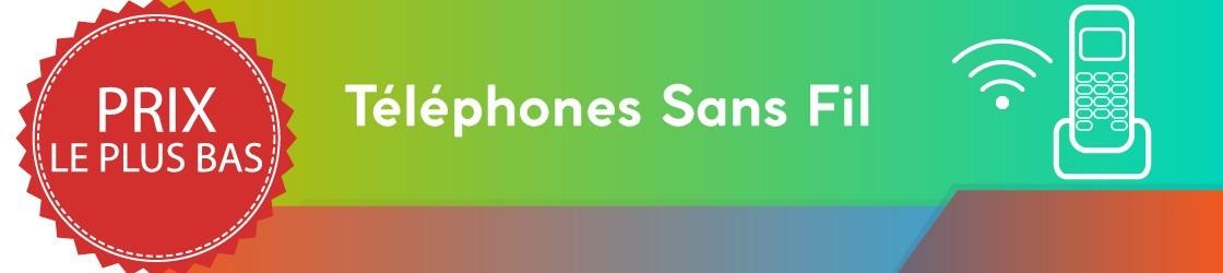 Téléphones IP sans fil