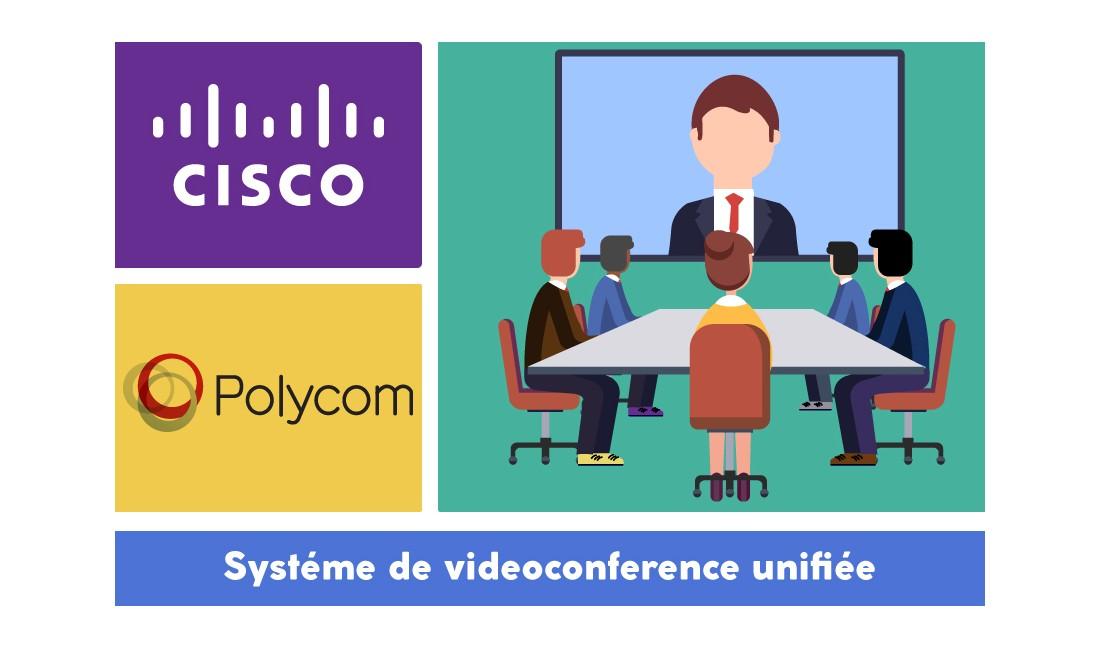 Systéme de videoconference unifiée